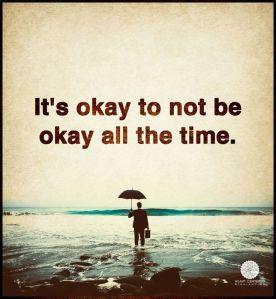 being okay