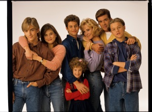JEREMY MILLER;TRACEY GOLD;KIRK CAMERON;ASHLEY JOHNSON;JOANNA KERNS;ALAN THICKE;LEONARDO DICAPRIO