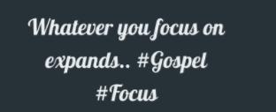 Focus Gospel