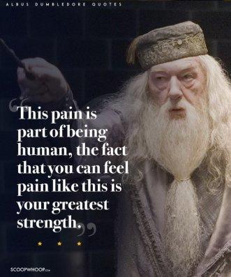feeling pain greatest strength