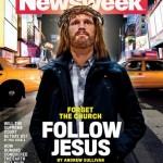 Newsweek Jesus over Church
